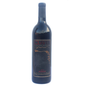 2012 Merlot Wine Clavey Winery