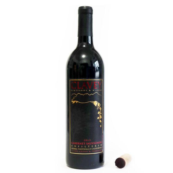 2013 Cabernet Sauvignon Clavey Wines