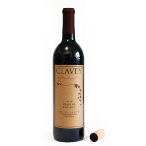 Red Blend Wine Clavey Wines