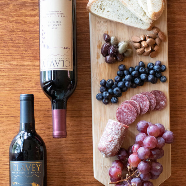 Wine Gift Box Clavey Wines
